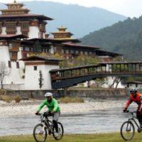 Cycling Western Bhutan